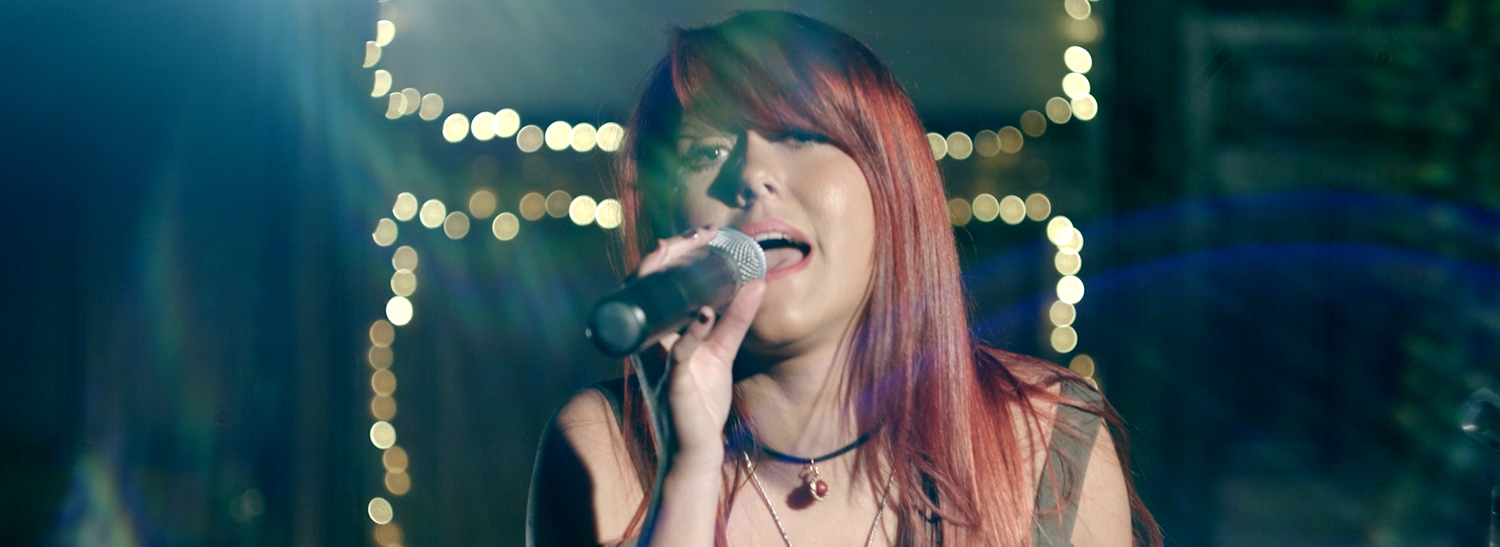 Epic pop performance video, shot in 4K, for rising star Lucia Nicole!