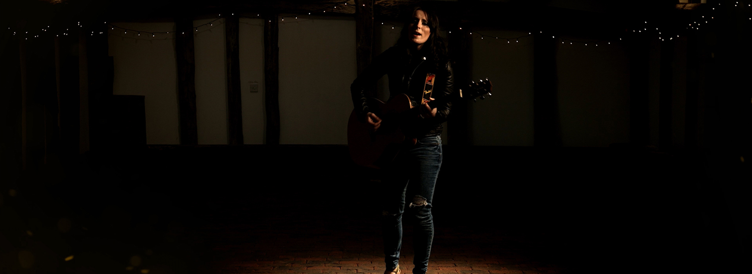 4K Blackmagic-shot performance music video for singer / songwriter Aubrey Whitfield, signed to 2UBE Records.